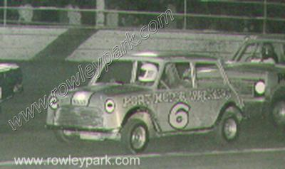 Phil Hosking # 6 Mini