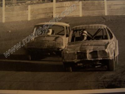 Robby Marchant #87. Whyalla Speedway.