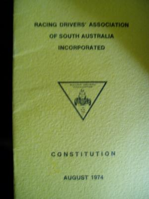 R.D.A constitution 1974