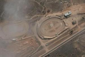 Riverland Speedway & left The Riverland Junior Motocross Club