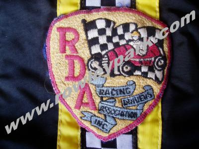 Racing Drivers Association Badge