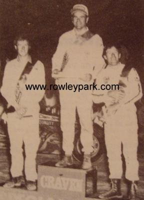 Bob Linke, Bill Wigzell and Phil Herreen