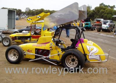 Super Modified of Doug Wolfgang from USA