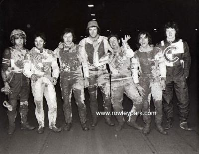 Workington Comets Newcastle.