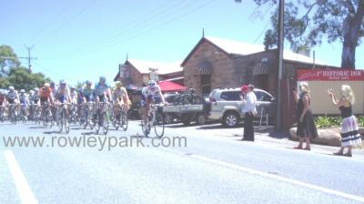 Tour Down Under and the Inglewood Hotel.