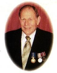 The late Ern Sconce OAM
