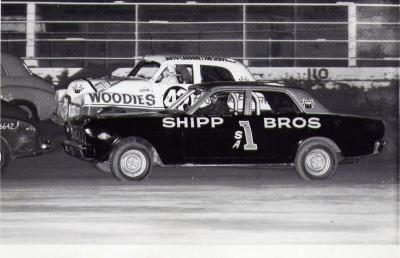 Dennis Shipp and Jim Baker