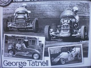 .The late Geoerge Tatnell....