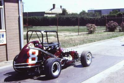 Speedcar of Robyn Hewitt