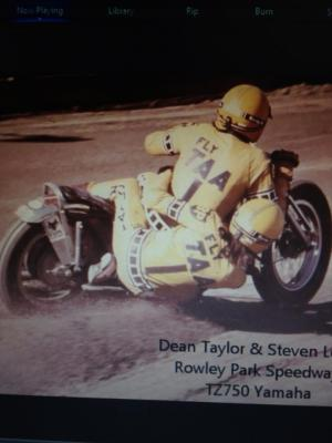 Dean Taylor and Steve Lewis
